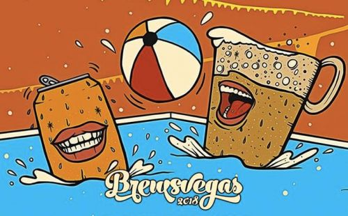 The Great Brewsvegas Pool Party 2018