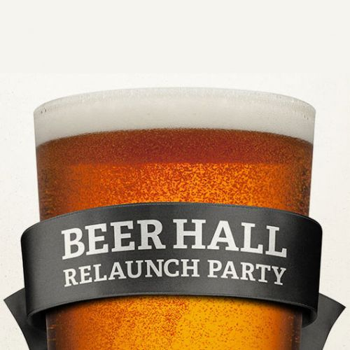 Win a VIP Pass to 2 Brothers Beer Hall Reopening