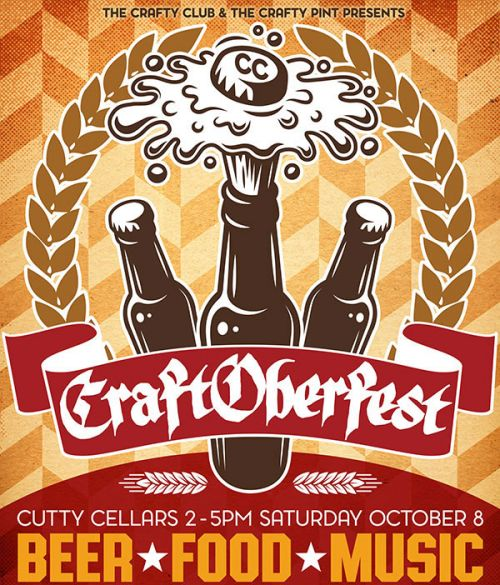 Cabalista Specials For Cutty Cellars Craft-Oberfest