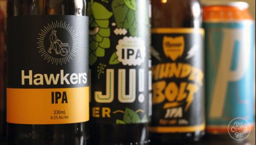 Join us for an IPA Blind Tasting at The DTC