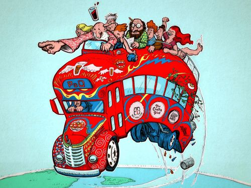 PoO Bus Cabalista Special – May 14 SOLD OUT!